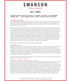 Swanson Fact Sheet