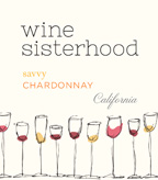 Wine Sisterhood Savvy Chardonnay, California