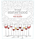 Wine Sisterhood Ravishing Red Blend, California
