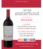 Wine Sisterhood Red Blend