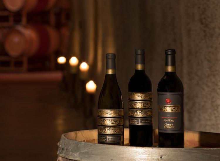 Game of Thrones Wines | Vintage Wine Estates